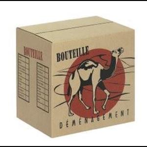 CB12- Carton spécial bouteilles